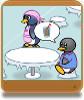Το εστιατόριο των πιγκουίνων (Pinguin diner)